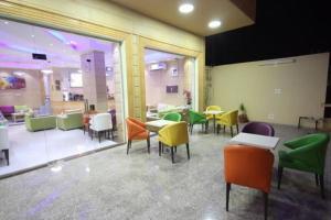 O lounge ou bar de Nakheel Moon Aparthotel