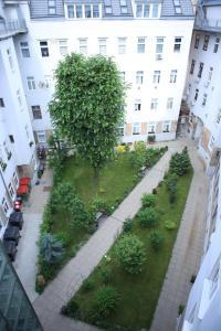 Vue panoramique sur l'établissement Apartment Bilici GmbH