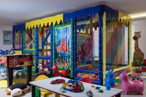 The kid's club at Hotel Victoria Frontemare