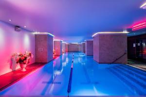 The swimming pool at or near Amberton Hotel Klaipeda