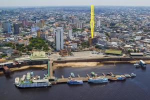 Cumaru Flat Manaus 916 a vista de pájaro