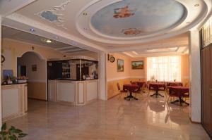 Лобби или стойка регистрации в Отель Масис