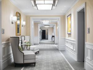 The lobby or reception area at The Langham London