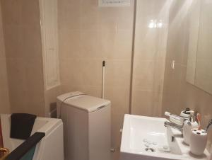 A bathroom at Appartement Alger urba new
