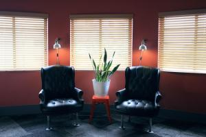 A seating area at Hotel Gaythering - Gay Hotel - All Adults Welcome