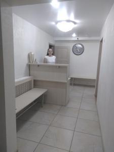 Ванная комната в Хостел Сталинград