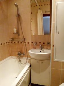 Ванная комната в Апартаменты Рязанский Проспект/Выхино