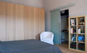 Een bed of bedden in een kamer bij San Rocco