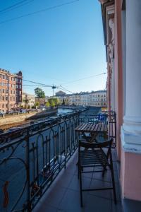 Балкон или терраса в RentPiter Griboedova 93 balcony