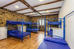 Litera o literas de una habitación en Albergue Milpés