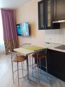 Кухня или мини-кухня в Sever