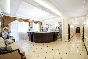 Лобби или стойка регистрации в Отель Екатерина Кострома