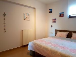 Ein Bett oder Betten in einem Zimmer der Unterkunft Countryside Apartment