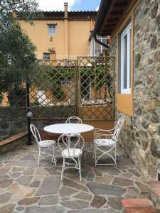 Terrasse ou espace extérieur de l'établissement Il Casalone