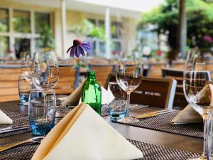 A restaurant or other place to eat at Hotel Felmis