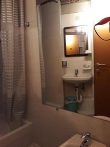 A bathroom at Affittacamere Ca' Dei Lisci