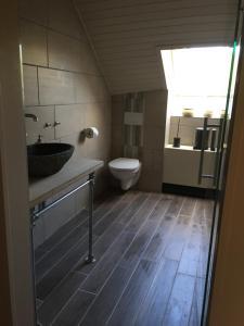 A bathroom at Haus BuylBergh