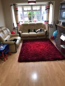 A seating area at 2 Stubbs Close