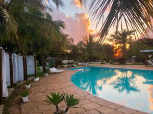 The swimming pool at or near Mar Doce Boutique Hotel