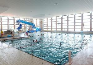 The swimming pool at or near Apex - Sea Front House Cleethorpes