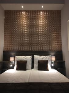 Een bed of bedden in een kamer bij Best Western Hotel Den Haag