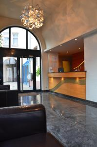 The lobby or reception area at Cap Europe