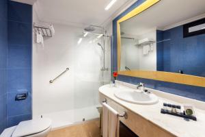 Een badkamer bij MUR Faro Jandia Fuerteventura & Spa