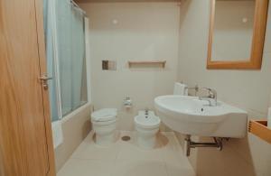 Uma casa de banho em Albergaria Senhora do Espinheiro