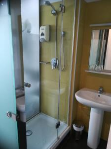 Un baño de Hotel Punta Monpas