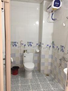 Phòng tắm tại Việt Dũng Motel