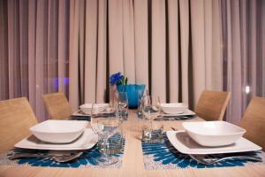 Restauracja lub miejsce do jedzenia w obiekcie Sun Marine