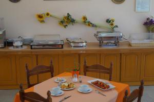 Εστιατόριο ή άλλο μέρος για φαγητό στο Brati - Arcoudi Hotel