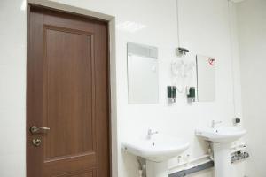 Ванная комната в Хостел Дон Ростов-на-Дону