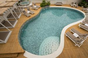 A view of the pool at Yacht Boheme Hotel-Boutique Class - Adults Only or nearby