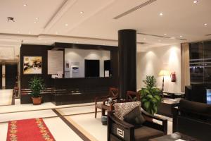 O saguão ou recepção de Ray Kady Hotel Apartment 1