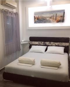 Voodi või voodid majutusasutuse Adrovic Apartment toas