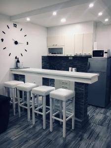 Köök või kööginurk majutusasutuses Adrovic Apartment