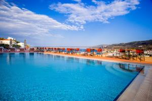 The swimming pool at or near Kythea Resort
