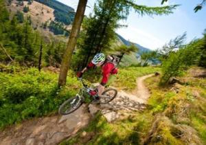 Biking at or in the surroundings of 1 Tan yr Eglwys