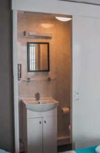 A bathroom at Horizon