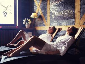 Gäste, die in der Unterkunft APLEND Kukučka Mountain Hotel and Residences übernachten
