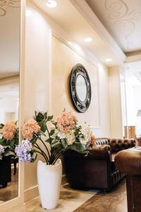 Лобби или стойка регистрации в Residence Hotel & Spa