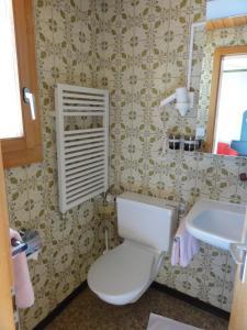 Ванная комната в Gasthof Panorama