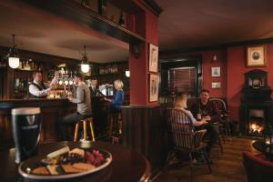 A restaurant or other place to eat at Bushmills Inn Hotel & Restaurant