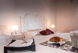 Letto o letti in una camera di Bastia 2