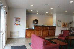 The lobby or reception area at Super 8 by Wyndham Kountze Big Thicket Nat'l Pres Area
