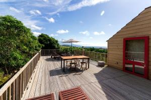 A balcony or terrace at Azul Singular