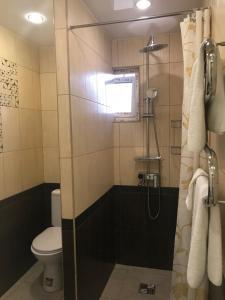 Ванная комната в Гостиница Арагац 2