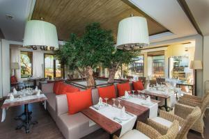 Restaurant ou autre lieu de restauration dans l'établissement Château Roslane Boutique hôtel & Spa