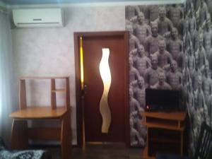 Телевизор и/или развлекательный центр в Domik na Limane